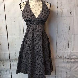 Salior Jerry Halter Dress